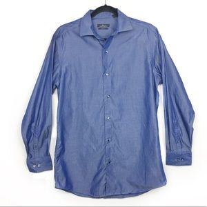 3/$15 Marc Anthony Slim Fit LongSleeve Dress Shirt